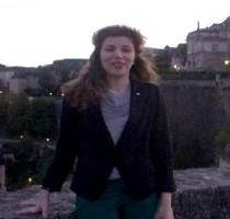 Ingrida Lunyte, graduated in Lagadeild, LL.M. program last year. I am Lithuania